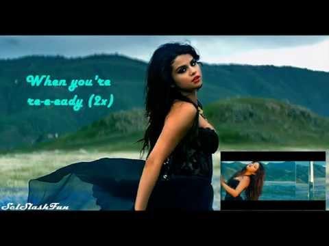 Baixar Selena Gomez - Come & Get it (Karaoke/Instrumental with Lyrics)