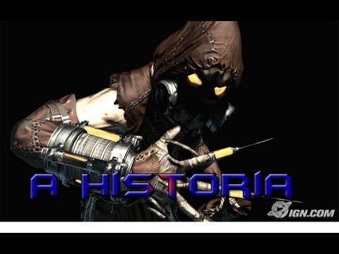 Baixar Batman Arkham City - A História e Segredos do Scarecrow (Espantalho)