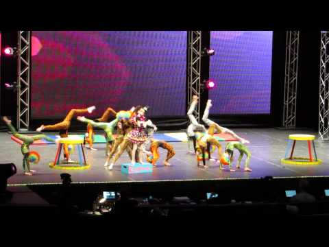 Afro Circus (ShowStopper 2014)