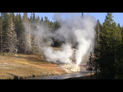 Yellowstone 4 VR 3D SBS Google Cardboard Viewer 4K UltraHD