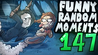 Dead by Daylight funny random moments montage 147