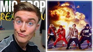 First Time Hearing: BTS - MIC Drop (Steve Aoki Remix) | REACTION!