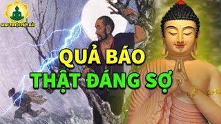 """Kể Truyện Đêm Khuya """"Thứ Đáng Sợ Nhất Trên Thế Gian"""" Chuyện Phật Giáo Nhân Quả Hay Nghe Rơi Nước Mắt"""