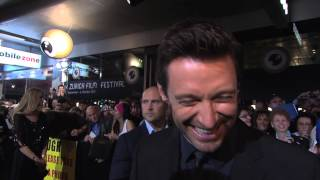 That awkward moment when Hugh Jackman remembers he taught you at school