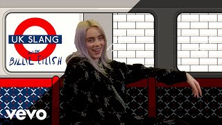 Billie Eilish vs UK Slang