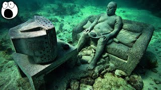 The Most Amazing Submerged Oddities