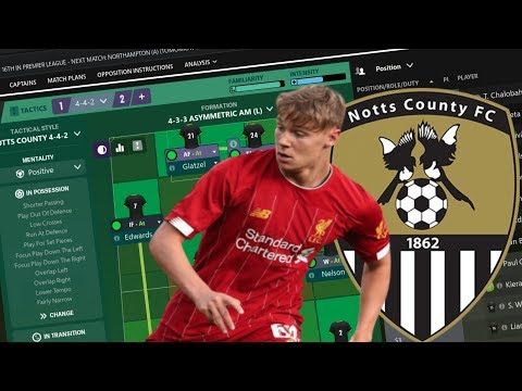 HOW I GOT NOTTS COUNTY TO THE PREMIER LEAGUE IN 5 SEASONS | FOOTBALL MANAGER 2019