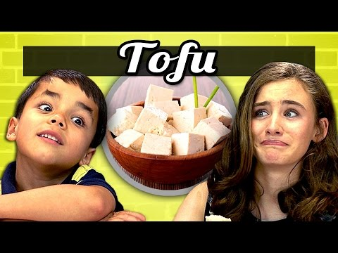 KIDS vs. FOOD - TOFU
