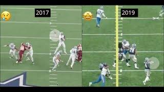 2017 Dak Prescott vs 2019 Dak (Mechanics)    How Much Hes Improved    Dallas Cowboys Film Session