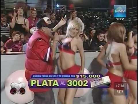 Las Bailarinas De Pasion De Sabado 19 05 12