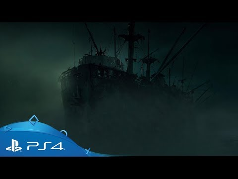 The Dark Pictures: Man of Medan | Diário de produção nº1 - Designing the Ghost Ship (Pt. 2) | PS4