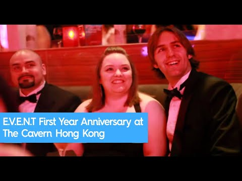 EVENT First Year Anniversary at The Cavern Hong Kong - 14th June 2009
