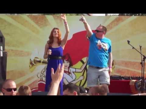 Игорёк & Гульназ - Кричи, кричи! (Открытие пляжа РУКИ ВВЕРХ)