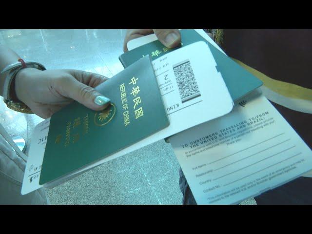 護照曾經18次改版 涉及各執政時期考量