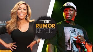Wendy Williams Says Very Nice Things About 50 Cent On 'Watch What Happens Live'