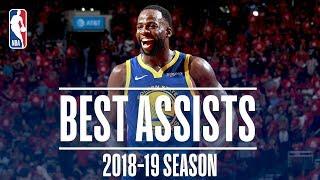Draymond Green's Best Assists | 2018-19 Season | #NBAAssistWeek