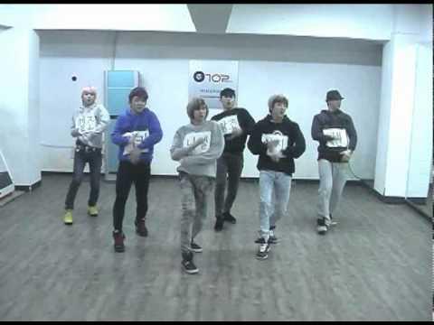 [TEEN TOP On Air] Teen Top Supa Luv Dance