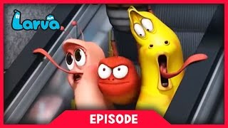LARVA - KOREAN SUBWAY | Cartoon Movie | Videos For Kids | Larva Cartoon | LARVA Official