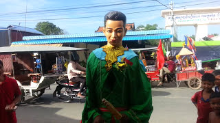 Parade Ting Mong - Funny Ting Mong - Giant Dance Ting Mong