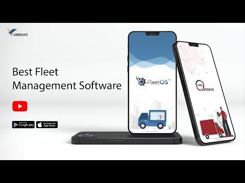 Best Fleet Management Software for all Fleet Size | FleetOS and DRS Driver App | VAMOSYS
