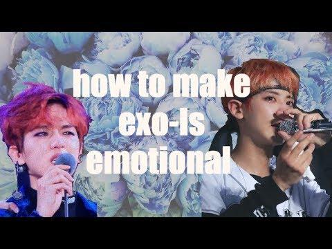 make any exo-l emotional