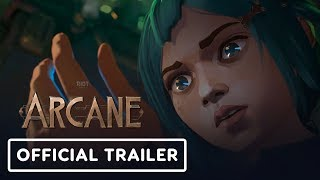 Riot Games' Arcane - Official Animated Series Reveal Trailer
