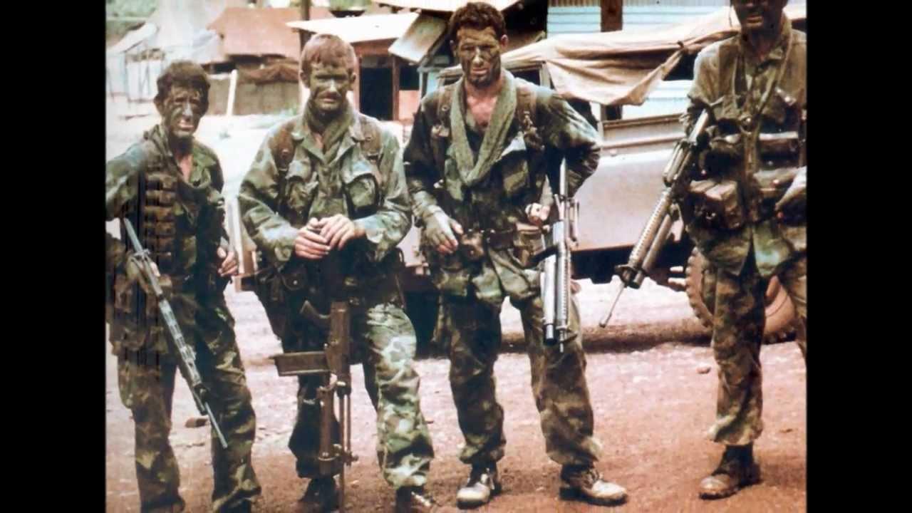 Macv Sog Seals Lrrp Green Berets Rangers And Sasr