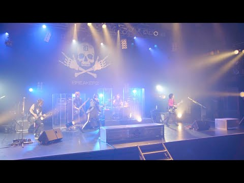 BREAKERZ「BARABARA」「WE GO」(LIVE from 「BREAKERZ ONLINE LIVE 2020 -ONE NIGHT LOVE STAGE-」)