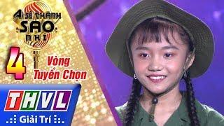 THVL | Ai sẽ thành sao nhí - Tập 4[6]: Ngày mai anh lên đường - Quỳnh Anh