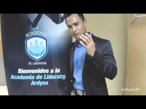 Academia de Liderazgo Ardyss 2016