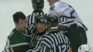 Jason Smith vs Bill Guerin Nov 7, 2005
