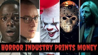 Jason Blum: How Horror Movies Became a Money Making Machine (Blumhouse)