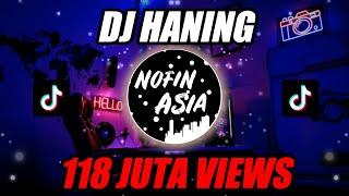 DJ Haning - Lagu Dayak (Remix Viral Full Bass 2019)