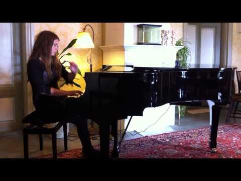 Sonic Poetry - Olga's Piano