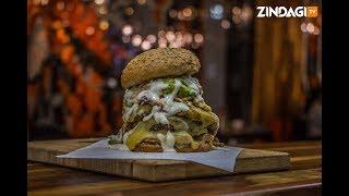 DIY Smash Burger At RocoMamas -Zindagi Tv Ke