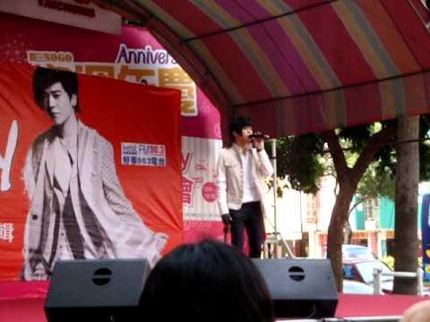 《20101009》Bii首場簽唱會@台中SOGO1.Bii my love