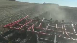 Chisel Plowing with Versatile 250 & Outback Auto Steer