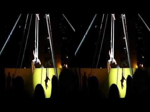 Aerial Acrobat at Yerba Buena Night 2015 (YT3D:Enable=True)
