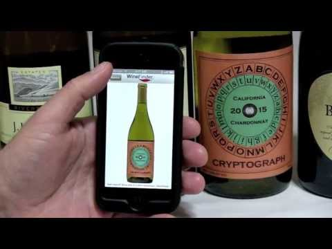 Watch video demonstrating the Thumbs Up WineFinder App in action.