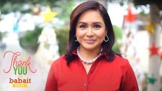 """ABS-CBN Christmas Station ID 2014 """"Thank You, Ang Babait Ninyo"""""""