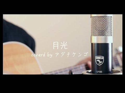 月光【アダチケンゴ】cover(男性原キー弾き語り)