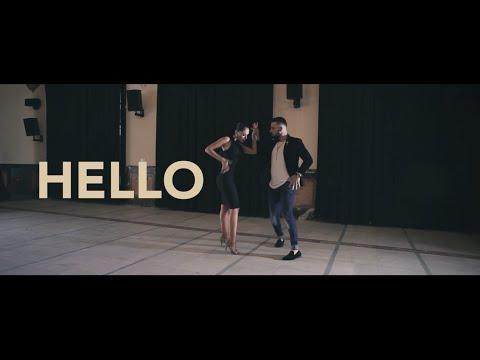 Daniel Santacruz - Hello (Video Lyric)