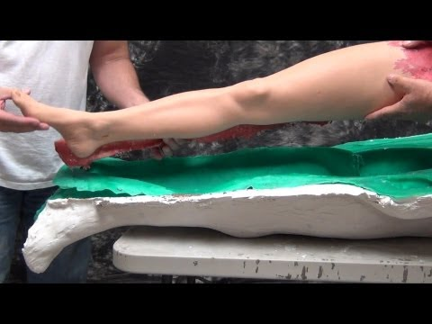 Special Effects Tutorial: PT Flex Severed Leg