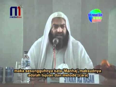 Syaikh Ali Hasan - Manhaj Dakwah Para Nabi 2/9