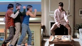 Top 10 Unexpected Dance Scenes in Non-Dance Movies