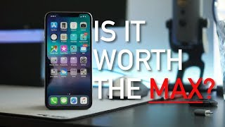 iPhone XS Max: Upgrading from a 7+ Worth It?