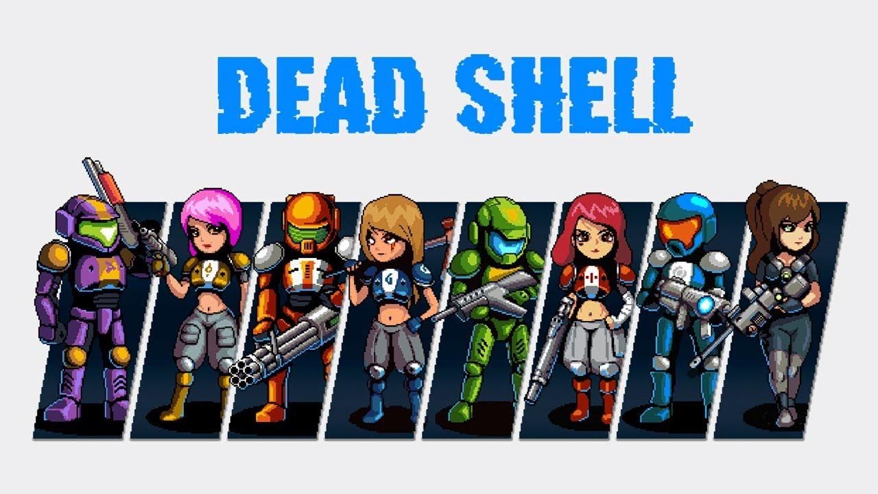 Играй Dead Shell: подземелья мертвых На ПК 2