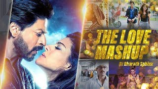 The Love Mashup 2019 | DJ Bharath Sphinx | Bollywood Hollywood Remix | TuneJar