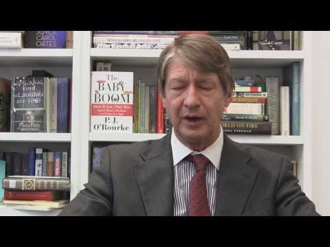 P. J. O'Rourke's THE BABY BOOM: Drugs