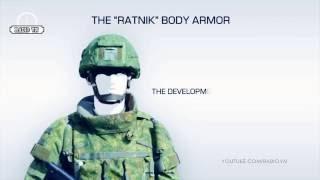 Nga trang bị 'siêu giáp chiến binh' cho quân đội thách thức bom mìn